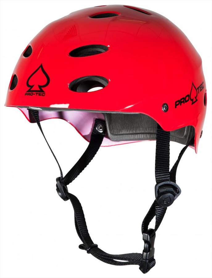Pro-tec ACE Water Watersports Helmet, S Gloss Red