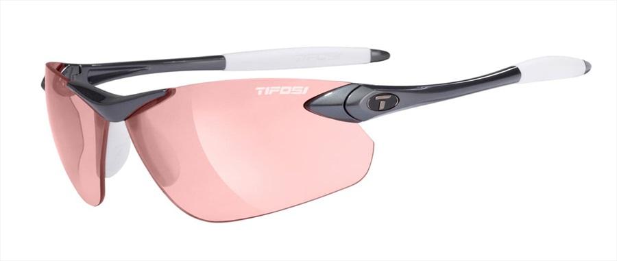 Tifosi Seek FC Fototec Highspeed Red Sunglasses Gunmetal