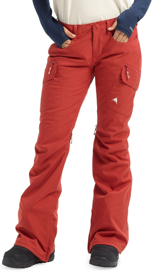 Burton Gloria Women's Ski/Snowboard Pants, M Tandori