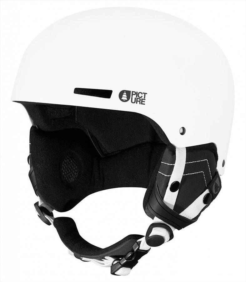 Picture Tempo Snowboard/Ski Helmet, S White 2020