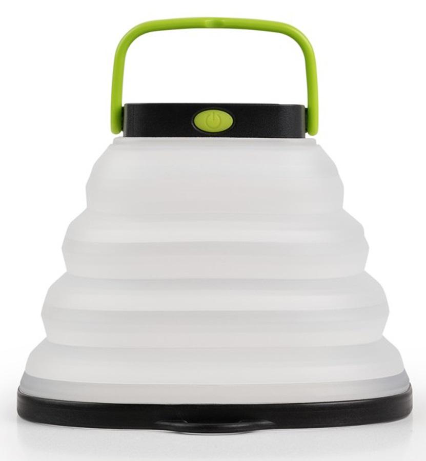 Goal Zero Crush Light Compact Solar Powered Lantern, 60 Lumens White