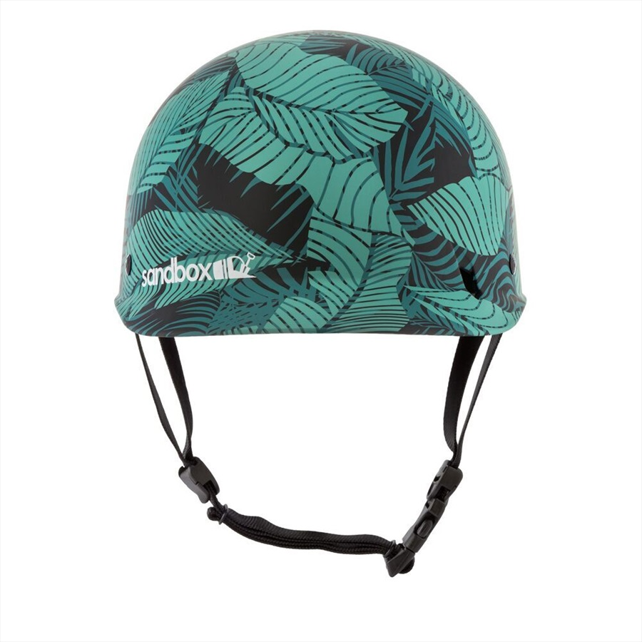 Sandbox Classic Low Rider Brim Wakeboard Helmet, L Jungle 2019
