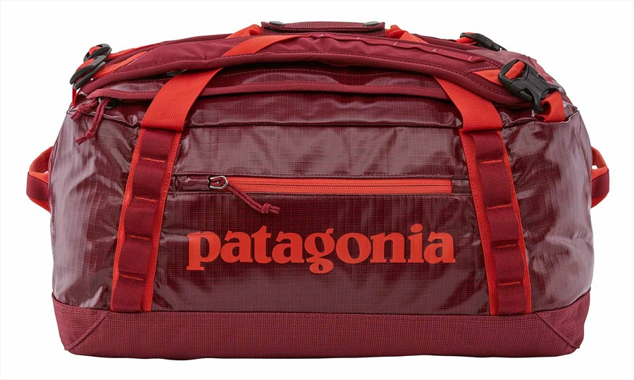 Patagonia Black Hole 40L Duffel Travel Bag, 40L Roamer Red
