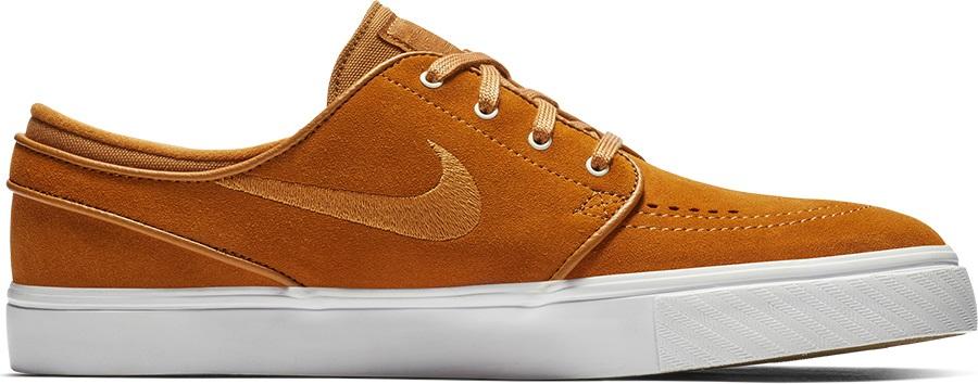 Nike SB Zoom Stefan Janoski Men's Skate Shoes, UK 8 Cinder Orange