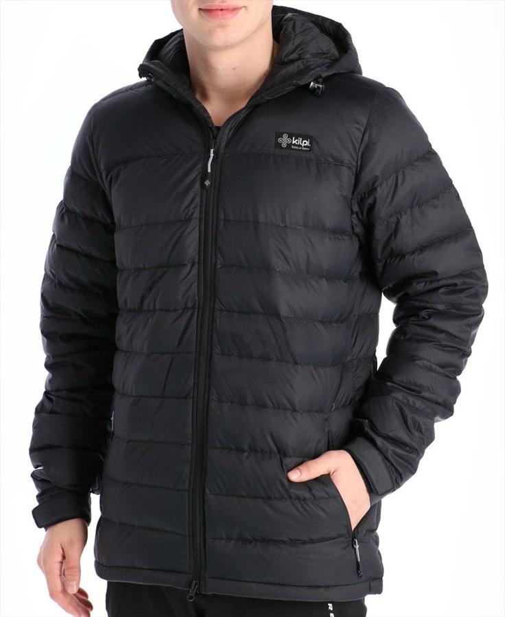 Kilpi Mens Svalbard Down Jacket (Black