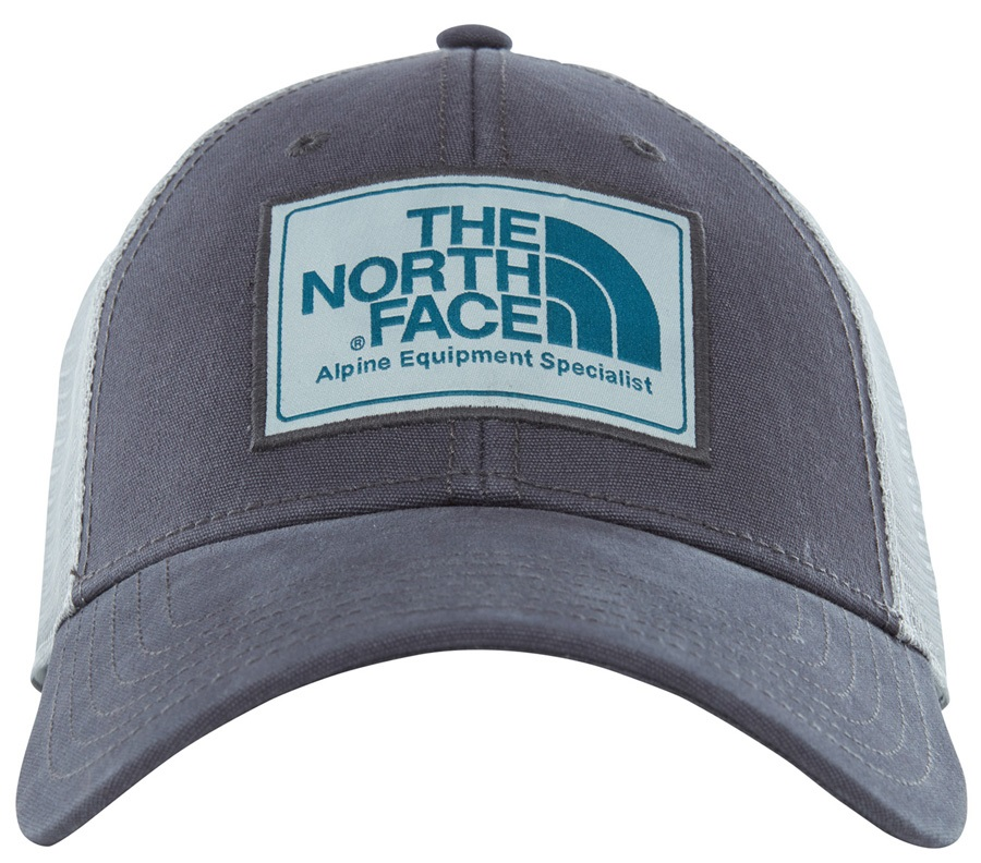 8c90fa496 The North Face Mudder Trucker Hat Mesh Cap, Asphalt Grey