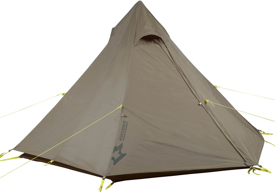 Mountainsmith Mountain Tipi Ultralight Backpacking Tent, 2 Man Timber