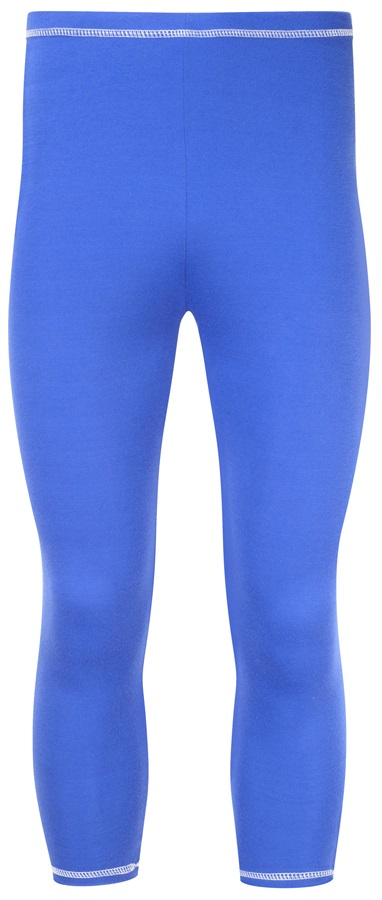 Manbi Supatherm Ski/Snowboard Thermal Leggings, L Olympic Blue