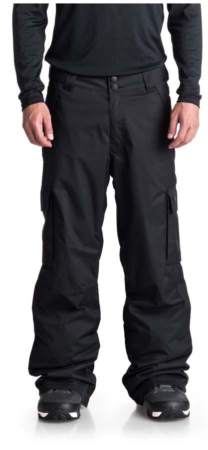 DC Banshee Ski/Snowboard Pants M Black