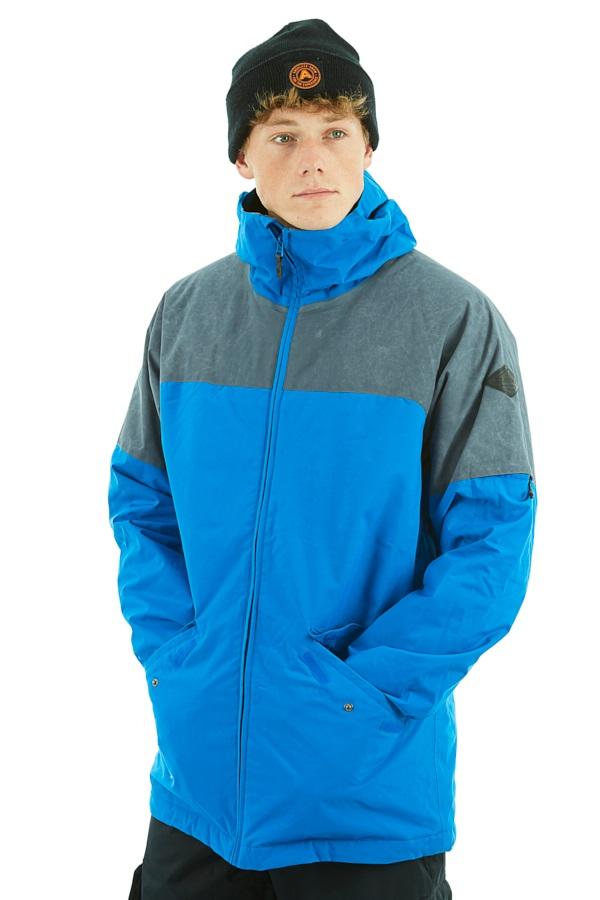 Dakine Denison 2-Layer Insulated Ski/Snowboard Jacket, M Scout