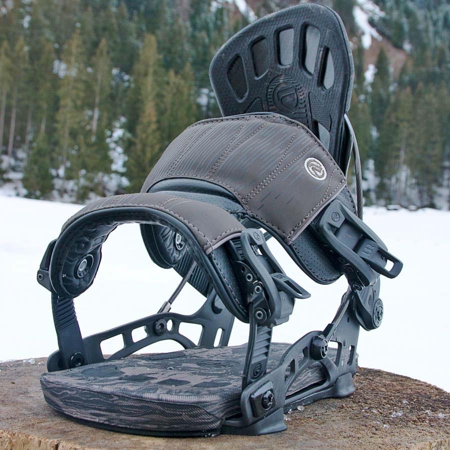 Flow Adult Unisex NX2 GT Fusion Step In Snowboard Bindings
