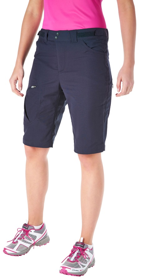 ed8a537841 Berghaus VapourLight Baggy Women's Hiking Shorts, XS, Black