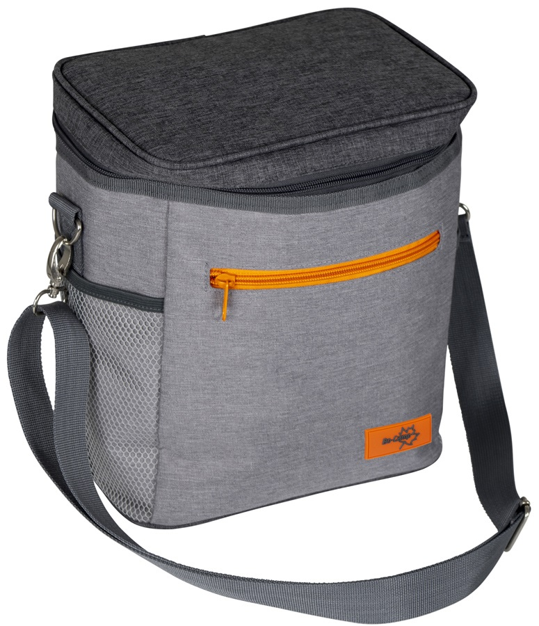 Bo-Camp Cool Bag Insulated Cooler Pack, 30L Grey