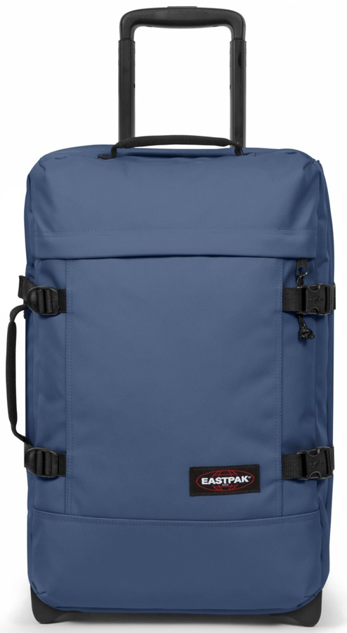 Eastpak Tranverz S Wheeled Bag/Suitcase, 42L Humble Blue
