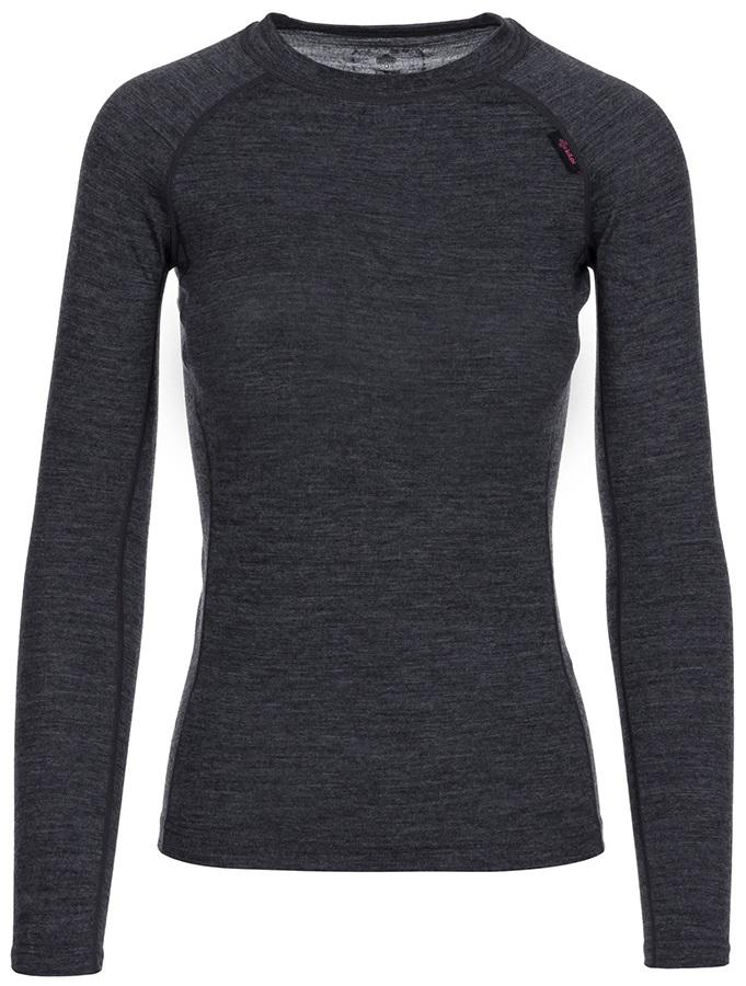 Kilpi Womens Patton Alpine Sport Base Layer, UK 14 Dark Grey