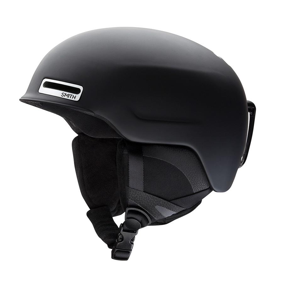 Smith Maze Snowboard/Ski Helmet, S Matte Black 2020