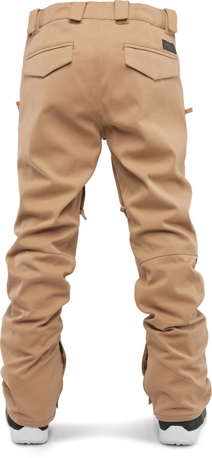 thirtytwo Essex Slim Snowboard/Ski Pants, M Brown