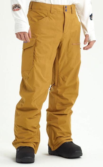 Burton Covert Snowboard/Ski Pants, L Wood Thrush 2020