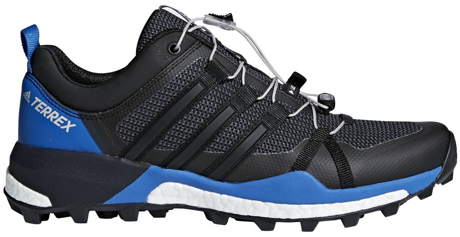 footwear wholesale price shoes for cheap Adidas Terrex Skychaser Men's Trail Running Shoes, UK 8.5 Black