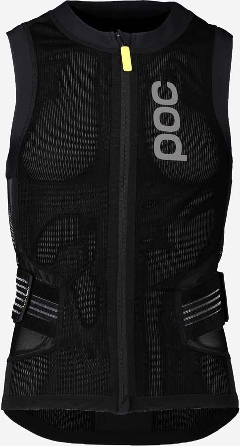 POC VPD System Vest Snowboard/Ski Back Protector, L Uranium Black