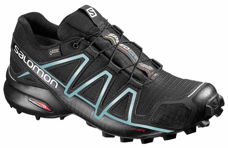 salomon speedcross 4 gtx womens trail running shoes uk