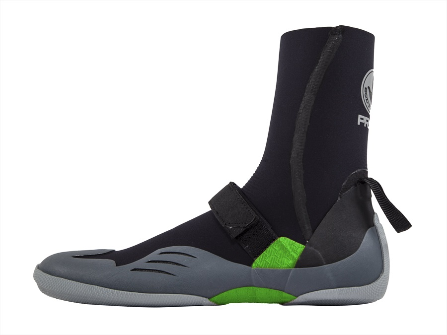 Body Glove Pr1me 3mm Split Toe Wetsuit Boots, UK 10 2019