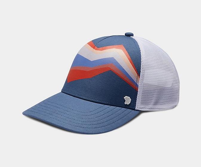 42c2b9145 Mountain Hardwear Womens Neptune Women's Trucker Hat, OS Zinc