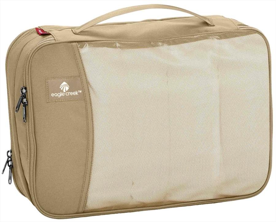 Eagle Creek Pack-It™ Clean Dirty Cube M Travel Organiser, Tan