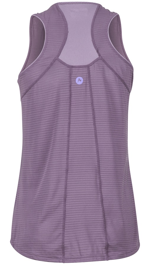 Marmot Aero Women's Tank Top Vest, S Vintage Violet