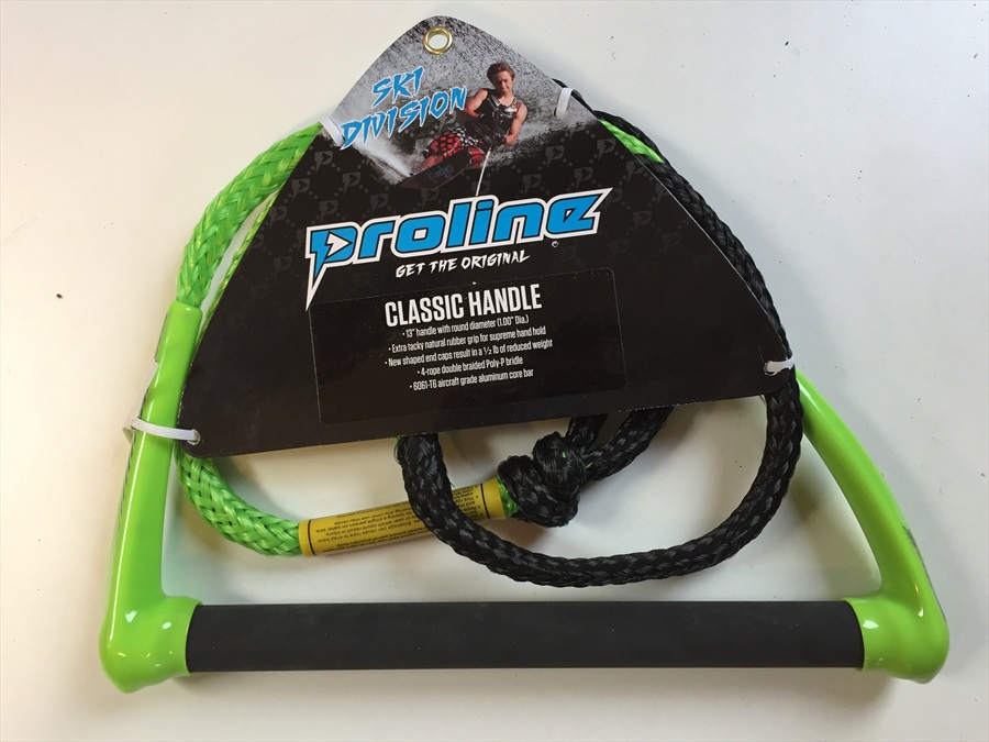 Proline Classic Handle Pro Performance Waterski Handle, 13""