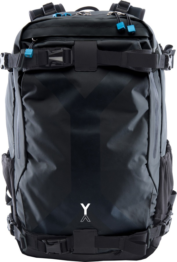 NYA-EVO Fjord 36 Snowboarding Adventure Photography Backpack, Graphite