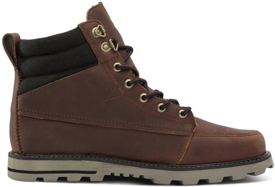 Volcom Adult Unisex Sub Zero Men's Winter Boots, UK 7 Burnt Sienna