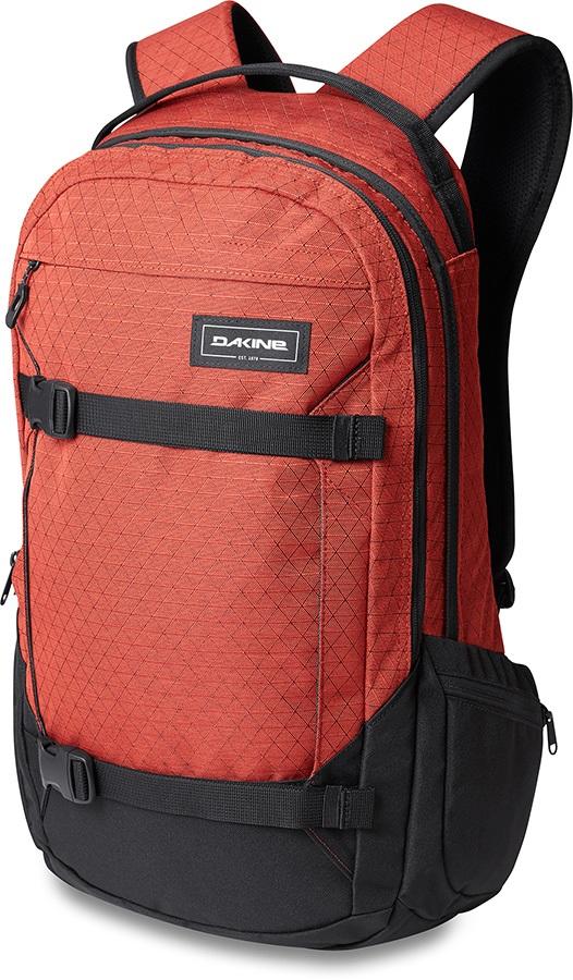 Dakine Mission Ski/Snowboard Backpack, 25L Tandoori Spice