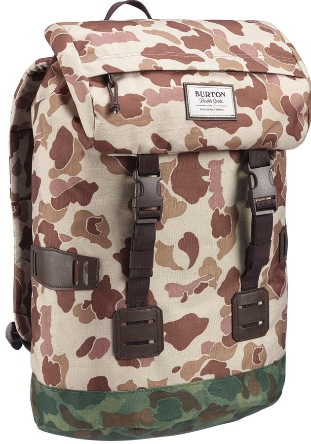 Burton Tinder Backpack Rucksack, 25L Desert Duck Print