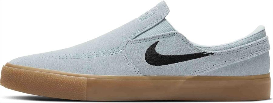 Nike SB Zoom Janoski RM Slip On Skate Shoes UK 10.5 Armory BlueBlack