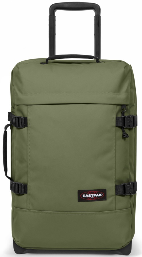 Eastpak Tranverz S Wheeled Bag/Suitcase, 42L Quiet Khaki