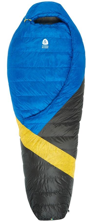 Sierra Designs Cloud 800 35 Degree Ultralight Down Sleeping Bag, Reg