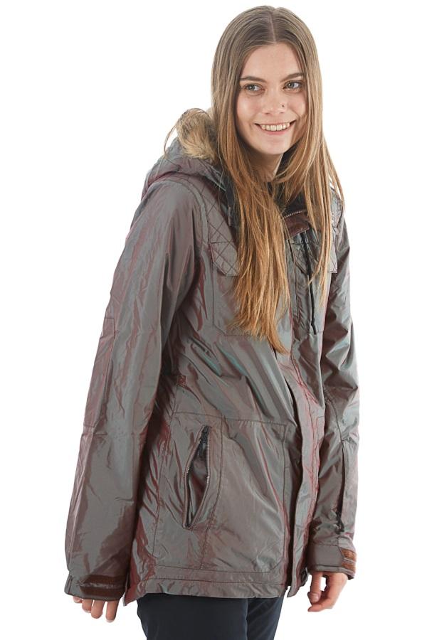 Volcom Shadow Insulated Women S Ski Snowboard Jacket S