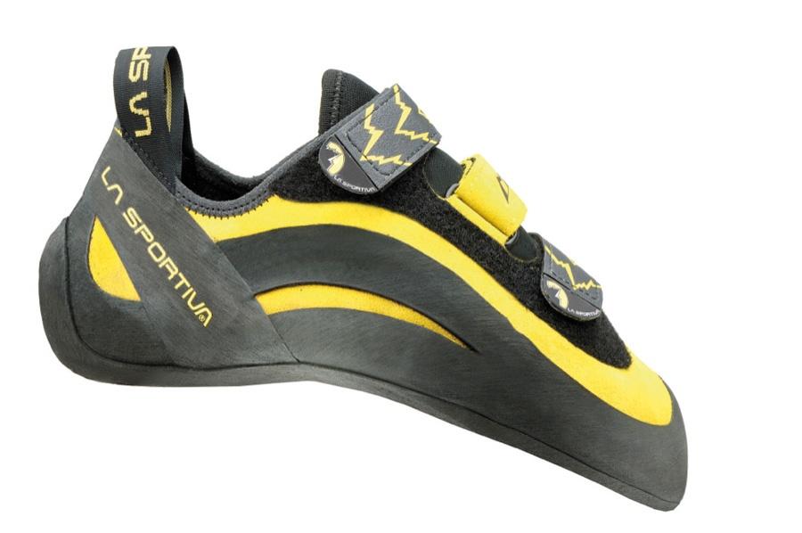 La Sportiva Miura VS Rock Climbing Shoe UK 5, EU 38 Yellow/Black