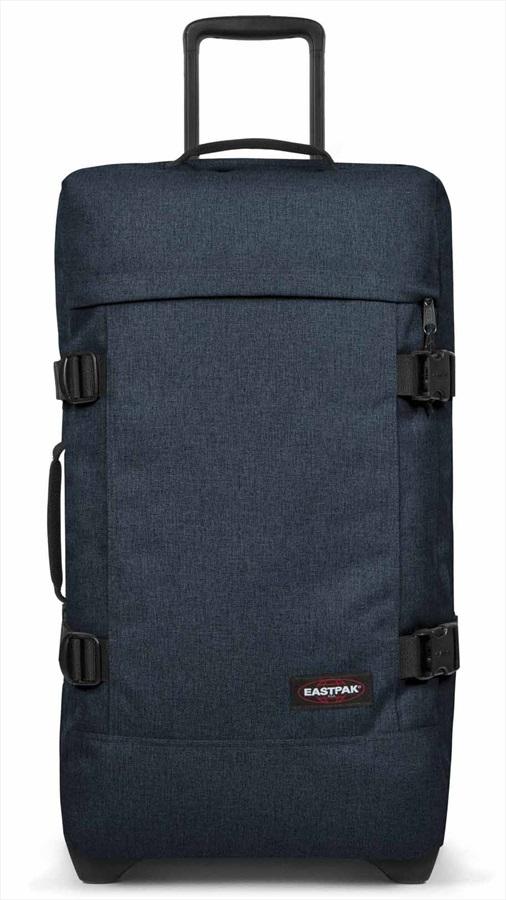 Eastpak Tranverz M Wheeled Bag/Suitcase, 78L Triple Denim