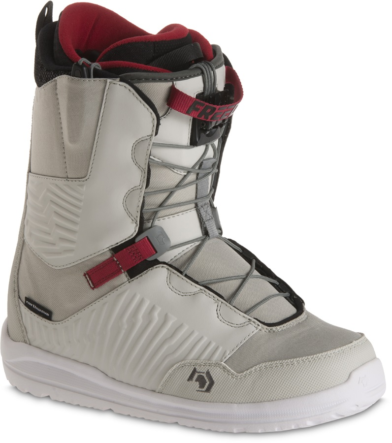 Northwave Freedom SL Snowboard Boots, UK 10.5 White 2018