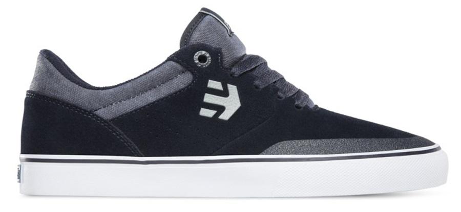 Etnies Marana Vulc Skate Shoes UK 7 Navy