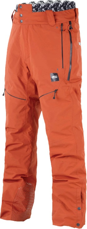 Picture Naikoon Ski/Snowboard Pants, L Brick