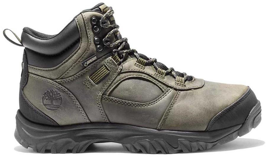Timberland Mt. Major Mid GTX Hiking Boots, UK 7 Medium Grey