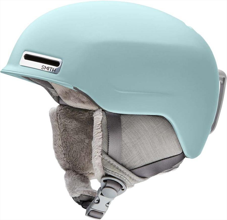Smith Allure Women's Snowboard/Ski Helmet, M Matte Pale Mint 2020