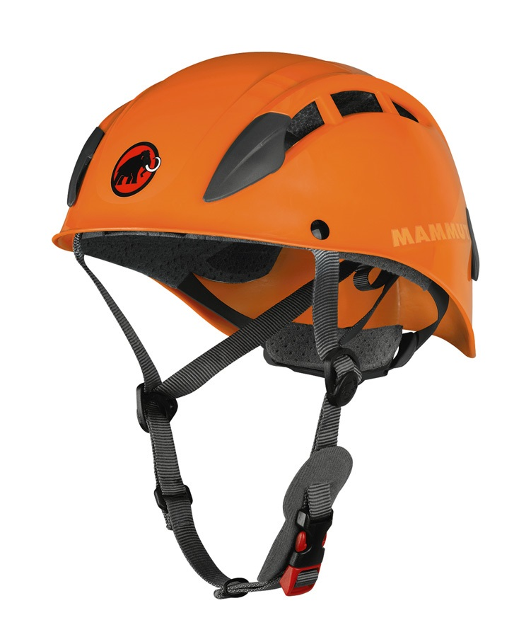 Mammut Skywalker 2 Rock Climbing Helmet 53-61cm Orange