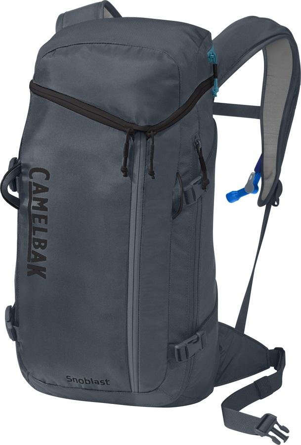Camelbak Adult Unisex Snoblast Ski/Snowboard Backpack, 23L Slate Grey