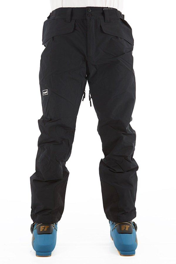 Planks Tracker Ski/Snowboard Pants, S Black