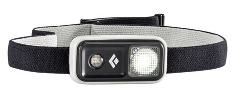 Black Diamond Ion 100 Lumen LED Headlamp, Adjustable, Octane