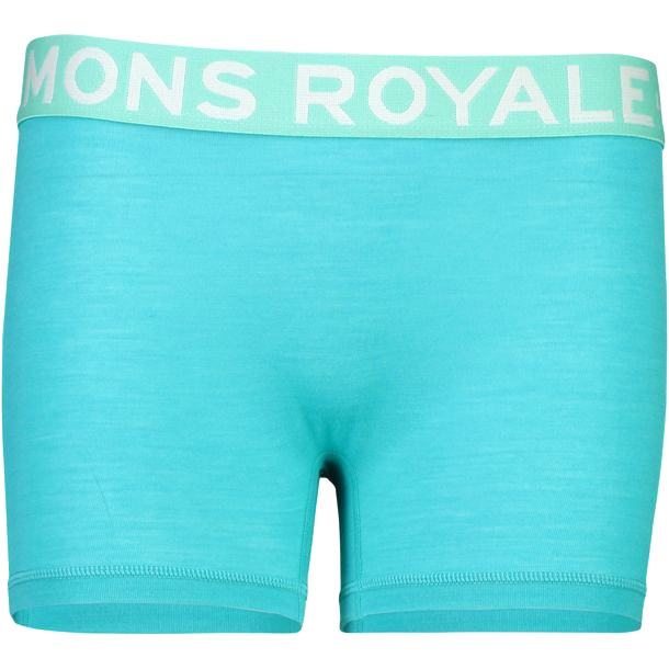 Mons Royale Hannah Hot Pants Women's Merino Wool, M Tropicana